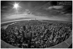 South of Manhattan from Empire State (JORGE_DIVE) Tags: manhattan empirestate nyc