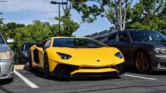 SV! (NitsudustiN) Tags: lake yellow nc charlotte north norman carolina cornelius lamborghini sv aventador