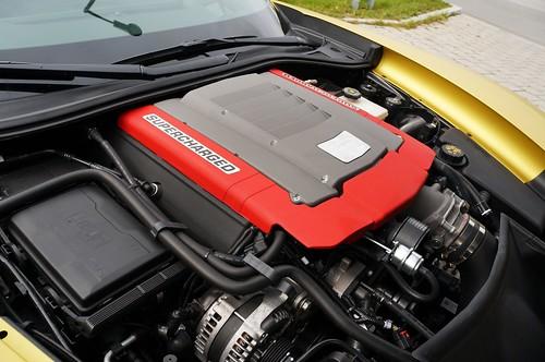 Chevrolet Corvette Stingray C7
