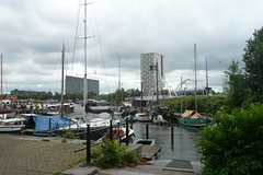 Ertshaven (Railfan5569) Tags: amsterdam tram gvb lijn10