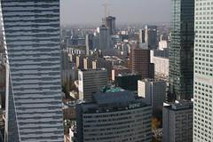IMG_0412 (christbt) Tags: above glass edificios poland aerial views warsaw polonia highrises torres varsovia