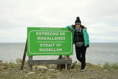 Estrecho de Magallanes (Daniela Snow) Tags: ocean chile cold de cloudy south windy pole southpole estrecho magallanes endoftheworld puntaarenas estrechodemagallanes straitofmagellan