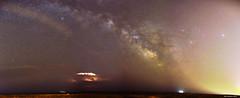 Milky Way 2016 -SALENTO- (Stefano Miri) Tags: sky nuvole deep astro via astrophotography cielo otranto milky salento astrophoto adriatico stelle milkyway lattea astrometrydotnet:status=failed d3300 astrometrydotnet:id=nova1620396