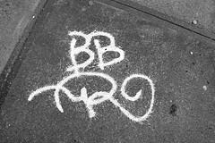graffiti amsterdam (wojofoto) Tags: blackandwhite holland amsterdam graffiti zwartwit nederland netherland bbr ndsm wolfgangjosten wojofoto