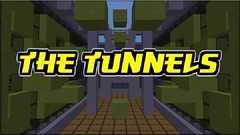 The Tunnels Parkour Map (KimNanNan) Tags: game video 3d games online minecraft