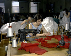 Emery Clothing Company garment factory (Provincial Archives of Alberta) Tags: canada calgary sewing alberta garments factories manufacturing garmentindustry