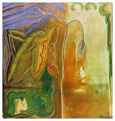 Fresco (Gert Vanhaecht) Tags: light italy color colour architecture composition canon buildings availablelight impressionism fresco dozza canonpowershotsx700hs gertvanhaecht