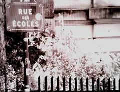 rue des coles (tristum) Tags: enfance devoirs souvenirs