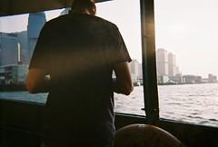 giant (au1968424) Tags: giant agfa agfalebox disposablecameras film filmphotography filmcamera lomography hongkong ferry sea victoriaharbour light