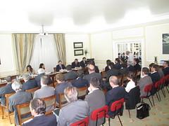 Reunião Distrital e Concelhias Santarém