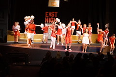 BHS's High School Musical 0911 (Berkeley Unified School District) Tags: school high school unified high district mark berkeley musical busd coplan bhss