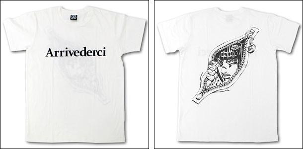 能夠發動『替身能力』的T恤第二彈!