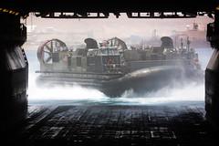 Sailors conduct amphibious assault training. (Official U.S. Navy Imagery) Tags: jordan aqaba usskearsarge