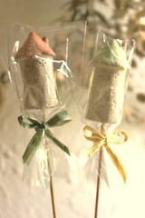 Meine handgemachte kleine Huser. (bunagaya-santasan) Tags: house cute ceramic miniature little handmade craft clay pottery miniatur