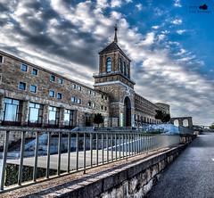 Universidad Laboral de Gijón (Foto Luis Santiago) Tags: de la ciudad asturias olympus universidad gijon cultura laboral omd em5