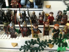 The last Fig (Johnny-boi) Tags: army lego wizard dwarf lord collection elf lotr rings aragorn minifigs hobbit gimli orc sauron