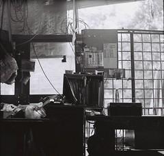 (Ifitis) Tags: light blackandwhite white black 120 film vintage mediumformat asia southeastasia bokeh malaysia pentacon six p6 perak pentaconsix czj