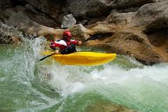 Fighting the Elements (projektinklu) Tags: sports water austria tirol whitewater adventure kayaking tyrol kajak wildwasser tiefenbachklamm brandenbergerache