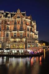 Notturno () Tags: holland netherlands amsterdam night photography photo foto photographer photos fotografia notte olanda stefano fotografo trucco zush stefanotrucco