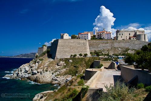 Citadel of Calvi, Corsica