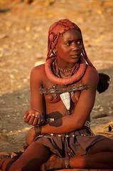 2013-08-28 at 17-15-26 (1) (Namibia Endless Horizon) Tags: locals village culture tribe himba namibianamibia