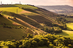 Autumn (Sam_C_Moore) Tags: autumn landscape sussex hills eastsussex southdowns devilsdyke fulkingescarpment
