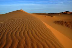 Sandscape. (Victoria.....a secas.) Tags: desert dune explore desierto duna marruecos ergchebbi shara