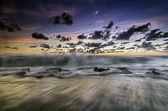 Breaking Waves at Carlin Park (Andrew's Wildlife) Tags: