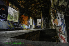 cc-0134 (h8rfish) Tags: abandoned graffiti nikon pennsylvania tokina tamron hdr fotography phography concretecity d5200 d5100 h8rfish nantickoke