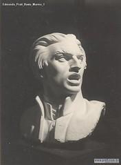 Edmondo Prati Busto Marmo 1
