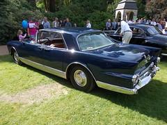 Facel Vega Excellence EX1 1958 (Zappadong) Tags: auto classic car automobile voiture days coche classics 1958 oldtimer schloss vega oldie carshow 2012 excellence youngtimer automobil dyck facel ex1 jüchen oldtimertreffen zappadong