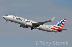 N931NN (bwi2muc) Tags: plane airplane flying airport aircraft american boeing americanairlines 737 fll oneworld fortlauderdaleairport oneworldalliance fortlauderdaleinternationalairport n931nn