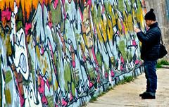 murales (enricoerriko) Tags: street blackandwhite panorama streetart beach faro graffiti blackwhite strada mediterraneo mare spray via porto rua fotografia bandw vela murales rosso azzurro colori pesca spiaggia molo nord sud officina legno adriaticsea muri vecchio rete ancora scampi acciaio fosso rientro ferro ragazzi scatto segni nuovo secchio quercia motore comune calzature banchina elica sgombro bomboletta battigia mareadriatico pescherecci castellaro pesceazzurro portamarina lamiere inporto rossoblù citanò metalmeccanica sanmarone vongolara allafonda calzaturiero portazoppa