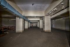 Soviet Era Bunker (Nicolaiona) Tags: abandoned metal doors classroom exploring pipes nuclear communist bulgaria bunker soviet urbex airfiltration