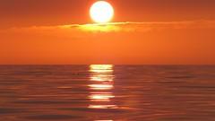 NV08 - Early sun at Shetland's Eastcoast
