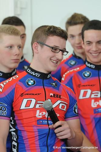 Ploegvoorstelling Davo Cycling Team (115)