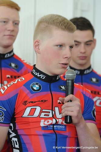 Ploegvoorstelling Davo Cycling Team (98)