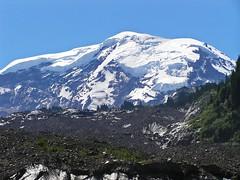 Mt. Rainier National Park (pacheweychomp) Tags: snow ice washington glacier mtrainier carbonglacier mtrainiernationalpark