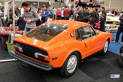 1970 - 1974 Saab Sonett III (Georg Sander) Tags: pictures auto show old wallpaper orange 3 holland rot classic cars netherlands dutch car maastricht 1974 photo high automobile foto image photos mark alt top iii picture mobil images international fotos classics vehicle resolution oldtimer series motor 1970 autos bild messe saab mk bilder ausstellung motorshow mobiel niederlande inter sonett 2014 automobil automobilausstellung automesse automobilmesse interclassics topmobiel