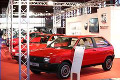 Seat Ibiza 1.5 GLX. De 1984, es el primer bastidor del utilitario español, que este año cumple su trigésimo aniversario.