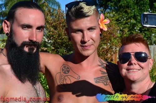 Danni Daniels Exclusive Perth Gay News 2014