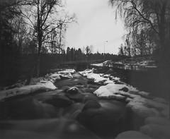 4x5pinholeScan-140304-0005 (Jari Savijärvi) Tags: talvi maisema kaupunki koski jämsä 4x5lithsheet diy4x5pinhole037