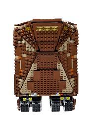 LEGO Star Wars 75059 - Sandcrawler UCS (THE BRICK TIME Team) Tags: brick star lego ultimate series wars collectors ucs 2014 sandcrawler