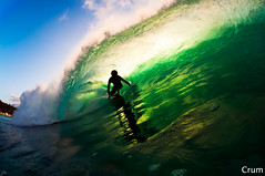 (Benny Crum) Tags: people hawaii oahu northshore backlit pipeline waterhousing gabrielvillaran
