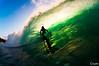(Benny Crum) Tags: people hawaii oahu northshore backlit pipeline waterhousing gabrielvillaran