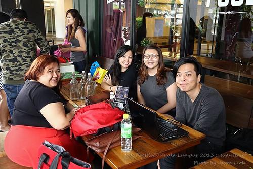 Twestival Kuala Lumpur 2013 - work work