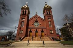 St. Michael's Catholic Church (bryanscott) Tags: building architecture unitedstates northdakota grandforks