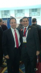 Joe Kaufman with RNC Chair Reince Priebus
