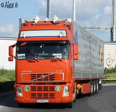 RO - Volvo FH12 420 (lex ) Tags: dan volvo 420 company trans ro fh12