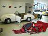 20 Mercedes Benz 190 SL Montage bg 01